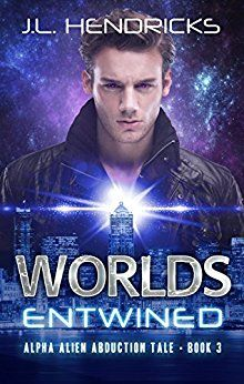 A decision must be made. Slave or volunteer? Book 3 in the exciting Alien Abduction series, Worlds Entwined!   #scifi
