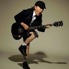 Angus Young - ACDC