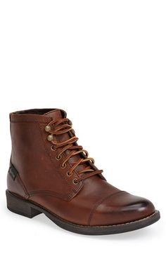 Free shipping and returns on Eastland 'Porter 1955' Cap Toe Boot (Men) at Nordstrom.com. Burnished leather adds vintage appeal to a versatile boot modeled after rustic styles.