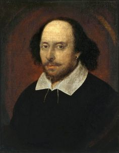 William Shakespeare Chandos Portrait by John Taylor