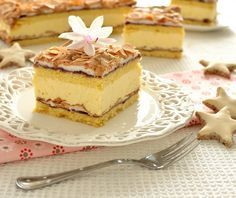 Fantastický zákusok. Taste Buds, Vanilla Cake, Baked Goods, Tiramisu, Cheesecake, Food And Drink, Sweets, Dishes, Ethnic Recipes