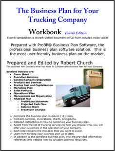 Limo business plan template