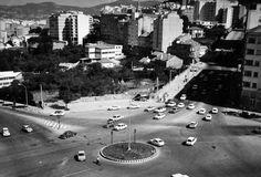 Plaza de América. 1970. Vigo.