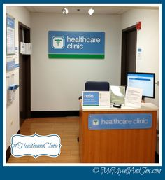 Walgreens #HealthcareClinic is a great alternative to a traditional doctors office! #campaign #shop #cbias (www.memyselfandjen.com)