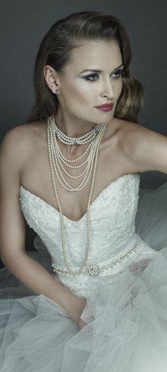 Ersa Atelier Wedding 2012 Collection #wedding #dress #bride