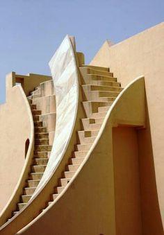 Double staircase--Zaha Hadid (I believe)  Gaillard Group www.GaillardGroup.com (843) 879-9737