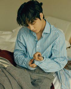 Kai for Elle Korea ©️zkdlin Exo Kai, Chanyeol, Kyungsoo, Kaisoo, Kris Wu, Kim Minseok, Exo Members, Capricorn, Meme