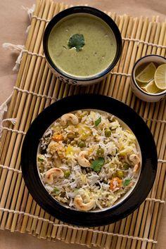 kashmiri biryani – no onion no garlic veg biryani from kashmiri pandit cuisine.mmmmmmmmmmmmmmmmmm