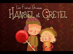 Hansel and Gretel - LisbonLabs/Bedtimestories Ap French, French Kids, Learn French, Hansel Y Gretel, Toddler Videos, Listen To Reading, Film D, Film School, Fairytale Art