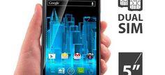 Oferta Móvil Smartphone IJoy iCall 501 Dual Sim Libre