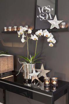 Orkidé passer fint i en moderne interiørstil: http://www.mestergronn.no/blogg/tre-interiorstiler-hos-mester-gronn/