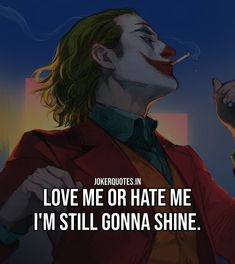 Joker Love Quotes, Heath Ledger Joker Quotes, Bad Quotes, Dominant Quotes, Strong Quotes, Powerful Quotes, Love Failure Quotes, Meant To Be Quotes, Breakdown Quotes