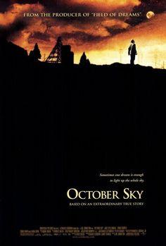 October Sky 27x40 Movie Poster (1999)