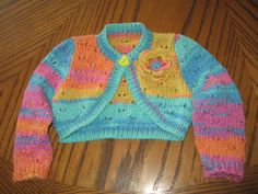 Beautiful Knitted Cardigan Knits, Knitting, Sweaters, Beautiful, Fashion, Moda, Tricot, Fashion Styles, Stricken
