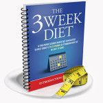 The 3 Week Diet Chart 100% Guaranteed to Melt Away, 12 to 23 Pounds in Just 21 Days