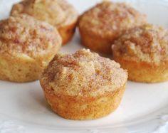 Apple Banana Muffins - Creations by Kara