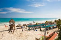 Catalonia Playa Maroma -  love this resort.  I've stayed there twice.