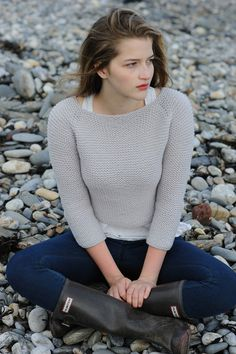 Quince & Co. -  - Annabel Pullover