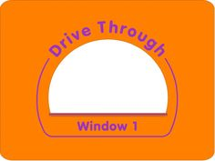 Drive Through, Outdoor Play Panel…