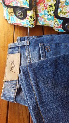 Dobladillos jeans