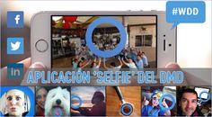 """Con la nueva app de la Federación Internacional de Diabetes añade el círculo azul, símbolo del Día Mundial de la Diabetes, a tu """"selfie"""" y crea conciencia sobre la diabetes."""