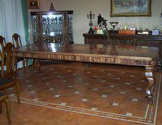 Stół drewniany tychy