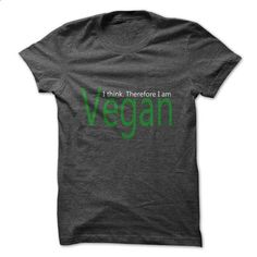 Vegan  - #dress shirt #graphic t shirts. PURCHASE NOW => https://www.sunfrog.com/LifeStyle/Vegan-Dark-Gray-Male.html?id=60505