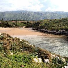 Playa d Poo Llanes Asturias Beaches Playas @raqueldelrosario- #webstagram
