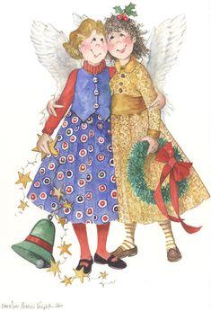 Christmas   Carolyn Shores Wright 1893 x 2782