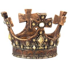 Crown Tealight Holder.