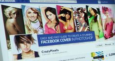 Easy and Fast Guide to Create a Stunning Facebook Cover in Photoshop