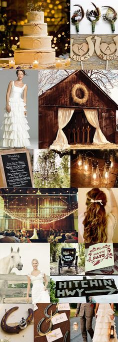 Rustic Chic Wedding!