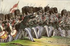 Second Schleswig War 1864 - Danish Grenadier Royal Life Guards