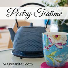 Afternoon Tea poem b