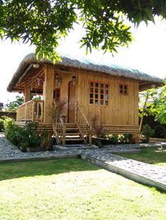 Nipa Hut Catanduanes Philippines