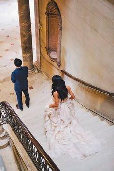 Touching First Look Wedding Photos ★ wedding photos 18