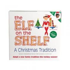The Elf on the Shelf®: A Christmas Tradition with Brown Eyed, Dark Skin Tone Girl North Pole Pixie Elf  #elfontheshelf #elf #christmas #figures http://www.thinkfasttoys.com/The-Elf-Shelf®-Christmas-Tradition/dp/B008IC2AEQ