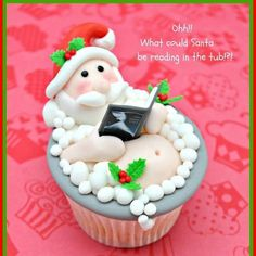 @Kathleen DeCosmo  ❥ ♡❤♥  #Christmas #Cupcakes ❤♡♥