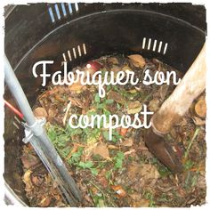 Le Compost détourne 30% des déchets ménagers de la poubelleet permet d'obtenir un engrais plus efficace et plus riche que tous les engrais du commerce!