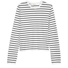 Rag & Bone Boy Long Sleeve Tee (€155) ❤ liked on Polyvore featuring tops, t-shirts, sweaters, shirts, bright white, shirts & tops, long sleeve t shirts, t shirts, rag & bone tops and long sleeve tee