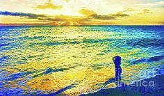 """Dawn of a New Day"" by Jerome Stumphauzer #LookTowardstheSky #seascape"
