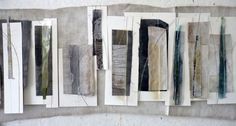 These are some small drawings that are the beginnings of a new body of work. At the moment they are simply about colour, form andtexture – repetition and place. Sandra Blowtalked about the …