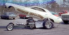 78 Challenger Funny Car | funny cars