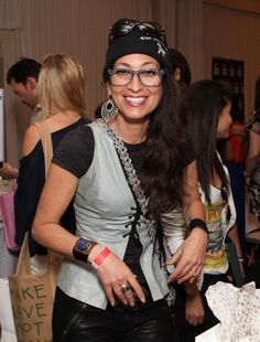Linda Chorney attend at Red Carpet Events LA Grammy Awards Gifting Suite 2012