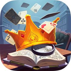 nice Solitaire Mystery: Stolen Power (Full) Check more at http://appmyxer.com/amazon-products/apps-games/solitaire-mystery-stolen-power-full/