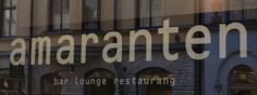 En restaurang vi anlitar ibland