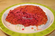 BUDINCA DE COUSCOUS SI SFECLA ROSIE Meatloaf, Ricotta, Deserts, Cooking, Health, Baby, Kitchen, Health Care, Meat Loaf