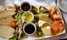 Smoked Scottish salmon and local cheeses? Charcuterie, Scottish Salmon, Smoked Salmon, Hummus, Make It Simple, Scotland, The Cure, Cheese, Meals