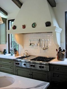 Spanish Colonial Revival Style Kitchen