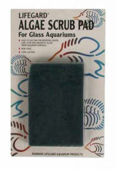 These non-toxic scrub pads are available in two types - one for glass and one for acrylic aquariums. Both are available in the handy 3 inch by 3 inch or 4 inch by 6 inch size and will not scratch glass or acrylic aquariums. Acrylic Aquarium, Fish Room, Terrarium Supplies, Aquariums, Pond, Glass, Tanked Aquariums, Water Pond, Drinkware
